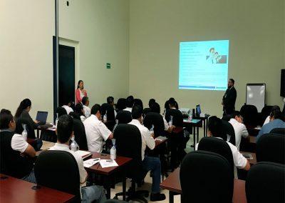 Capacitación de mentores en Morelos