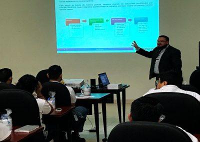 Capacitación de mentores en Morelos.