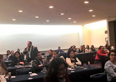 Conferencia a empresas e instituciones educativas a nivel nacional