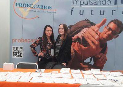 Feria de empleo en el IPN