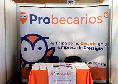 Feria de empleo en el Tecnológico de Monterrey Campus Santa Fe