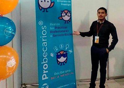 Feria de empleo en la FES Aragón UNAM