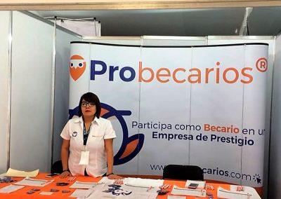 Feria de empleo en la Facultad de Química UNAM
